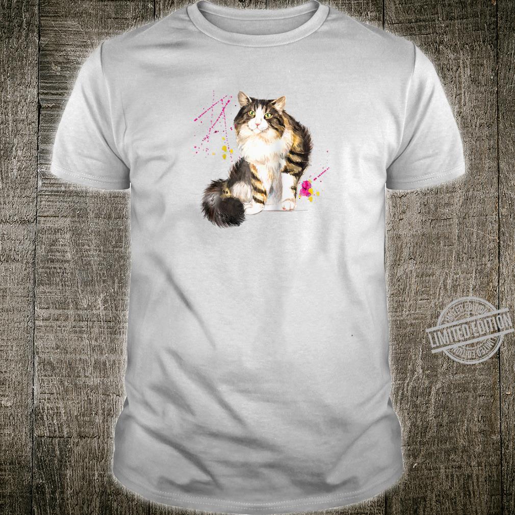 Maine CoonNorwegian Forest Cat Shirt or Shirt